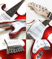 エレキギター初心者セット入門セット左利きLegendレジェンドLST-Z-LH/CA15点セット【エレキギター初心者】【エレクトリックギター】【送料無料】