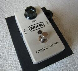 DunlopエフェクターMXR『M-133』MICROAMP