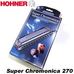 HOHNERSuperChromonica270270/48ホーナークロマチックハーモニカ