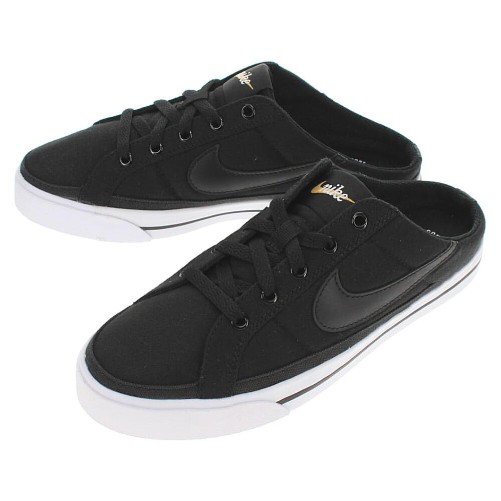レディース靴, ミュール 16 NIKE WMNS COURT LEGACY MULE DB3970 001 GFOG