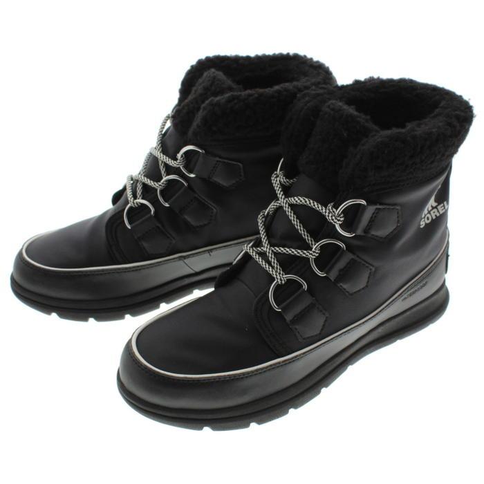 ブーツ, ワーク 16 SOREL EXPLORER CARNIVAL NL3040-010 FMFO