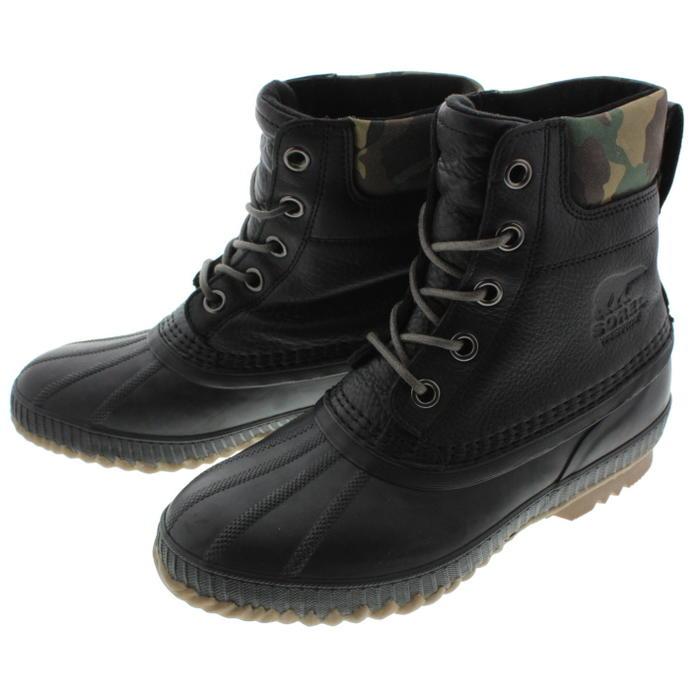 メンズ靴, スノーシューズ 16400 SOREL 2 CHEYANNE 2 PREMIUM CAMO NM2339-010 FMFO