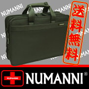 NUMANNINUMANNI ヌマーニ ビジネス ブリーフ パソコン ブラック