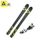 フィッシャー スキービンディング2点セットRC4RACEJR ジュニアアルペンスキー【202012C】【ALPINESALE】
