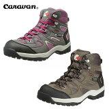 キャラバン トレッキングシューズ C6 02 メンズ レディース 0010602 登山靴 トレッキング アウトドア Caravan【202104A】