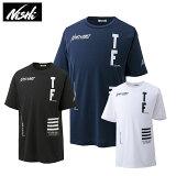 ニシスポーツ 半袖Tシャツ メンズ レディース アスリートプライドTシャツ TRACK&FIELD N63-088 2021春夏 陸上 スポーツウェア NISHI 【202103C】