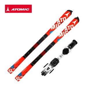 アトミック(ATOMIC)  スキー/ビンディング 2点セット  REDSTER FIS SL W+ X16VAR 2016MODEL