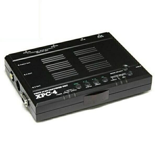 \Rカードでポイント9倍/『送料無料』マイコンソフト フルデジタル・ビデオスキャンコンバーター・ユニット XPC-4 N DP3913546 電波新聞社