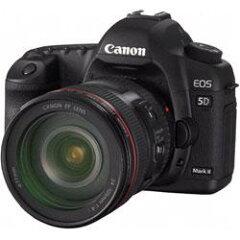 【在庫あり】【17時までのご注文完了で当日出荷可能!】CANON EOS 5D Mark II EF 24-105 L IS U...
