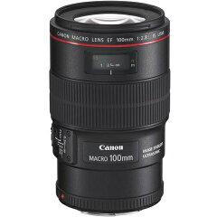 【在庫あり】【16時までのご注文完了で当日出荷可能!】CANON EF100mm F2.8L マクロ IS USM