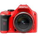 PENTAX K-x レンズキット R / レッド