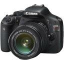 【在庫あり】【18時までのご注文完了で当日出荷可能!】CANON EOS Kiss X4 EF-S18-55 IS レンズ...