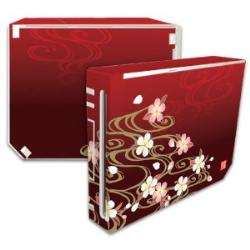 ゲームテック Wii用 和・彩・美 WA・SA・BI 彩装飾シート 流水に桜