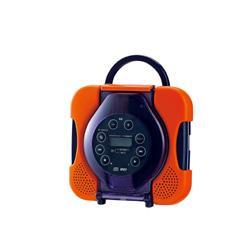 【在庫あり】【14時までのご注文完了で当日出荷可能!】TWINBIRD AV-J165-OR(オレンジ) 防水CD...