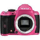 PENTAX K-r ボディ P / ピンク