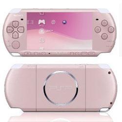 ソニー・コンピュータエンタテインメント PSP本体(PSP-3000PB) ブロッサムピンク