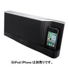 【在庫あり】【16時までのご注文完了で当日出荷可能!】KENWOOD CLX-70-B (ブラック) iPhone/iP...