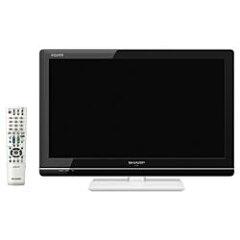 SHARP LC-22K5-W(ホワイト) AQUOS(アクオス) フルハイビジョン液晶テレビ 22V型