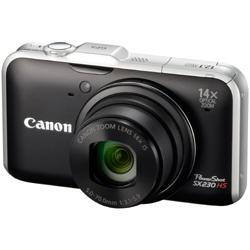 CANON PowerShot SX230HS BK(ブラック)