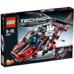 LEGO 8068 テクニック レスキューヘリコプター