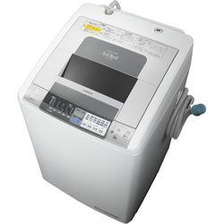 HITACHI BW-D8MV-W(プラチナホワイト) 洗濯乾燥機 洗濯8kg/乾燥4.5kg ビートウォッシュ