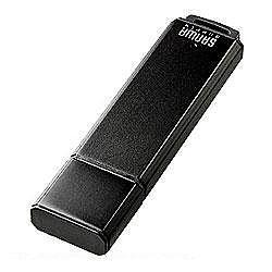 外付けドライブ・ストレージ, USBメモリ・フラッシュドライブ  UFD-A1G2BKK() USB2.0 1GB