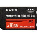 ソニー MS-HX16B メモリースティック PRO-HG デュオ 16GB