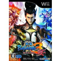 CAPCOM Wiiソフト 戦国BASARA3 宴