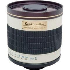 Kenko ミラーレンズ500mm F6.3DX