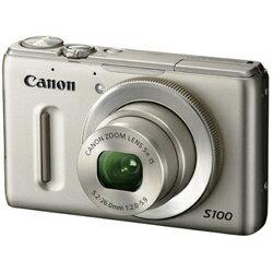 【在庫あり】【17時までのご注文完了で当日出荷可能!】CANON PowerShot S100 SL(シルバー)
