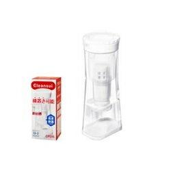 三菱レイヨン・クリンスイ CP015-WT ポット型浄水器 クリンスイCP015