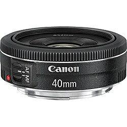 【在庫あり】【16時までのご注文完了で当日出荷可能!】CANON EF40mm F2.8 STM