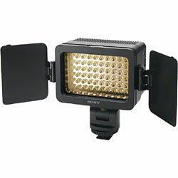 【在庫あり】【16時までのご注文完了で当日出荷可能!】SONY HVL-LE1 LEDバッテリービデオライト