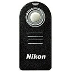 【在庫あり】【12時までのご注文完了で当日出荷可能!】Nikon ML-L3 リモートコントローラー
