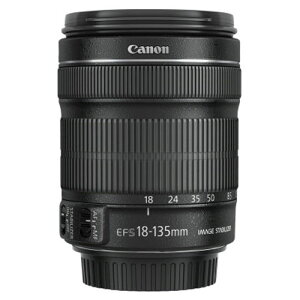 【在庫あり】【16時までのご注文完了で当日出荷可能!】CANON EF-S18-135mm F3.5-5.6 IS STM