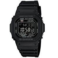 CASIOGW-M5610-1BJF(ブラック)_G-SHOCK(ジーショック)_ソーラー_メンズ