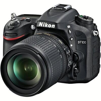Nikon D7100 18-105VRレンズキット