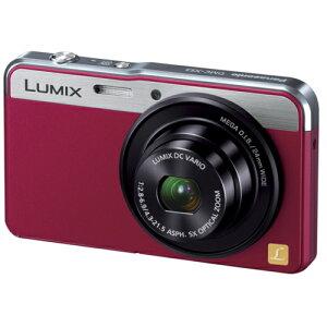 【在庫あり】【16時までのご注文完了で当日出荷可能!】Panasonic DMC-XS3-R(レッド) LUMIX