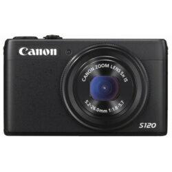 CANON PowerShot S120 BK(ブラック)