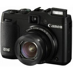【在庫あり】【16時までのご注文完了で当日出荷可能!】CANON 台数限定 PowerShot G16
