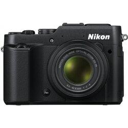 【在庫あり】【16時までのご注文完了で当日出荷可能!】Nikon COOLPIX P7800 BK(ブラック)