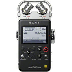 レコーダー「PCM-D100」