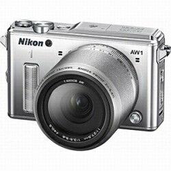 【在庫あり】【16時までのご注文完了で当日出荷可能!】Nikon Nikon1 AW1 防水ズームレンズキッ...