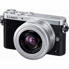 【在庫あり】【14時までのご注文完了で当日出荷可能!】Panasonic DMC-GM1K-S(シルバー) LUMIX ...