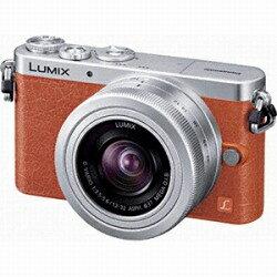 【在庫あり】【12時までのご注文完了で当日出荷可能!】Panasonic DMC-GM1K-D(オレンジ) LUMIX ...