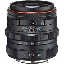【在庫あり】【16時までのご注文完了で当日出荷可能!】ペンタックス HD PENTAX-DA 20-40mmF2.8...
