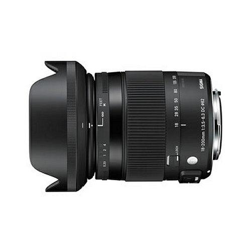 カメラ・ビデオカメラ・光学機器, カメラ用交換レンズ  18-200mm F3.5-6.3 DC MACRO OS HSM