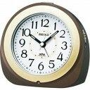 SEIKO KR331B(ブラウン) 目覚し時計
