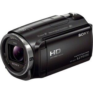 ソニー HDR-CX670-B(ブラック) Handycam(ハンディカム) 32GB