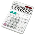 シャープ EL-S452-X 卓上電卓 12桁